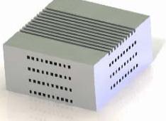 Reactor de microcanales